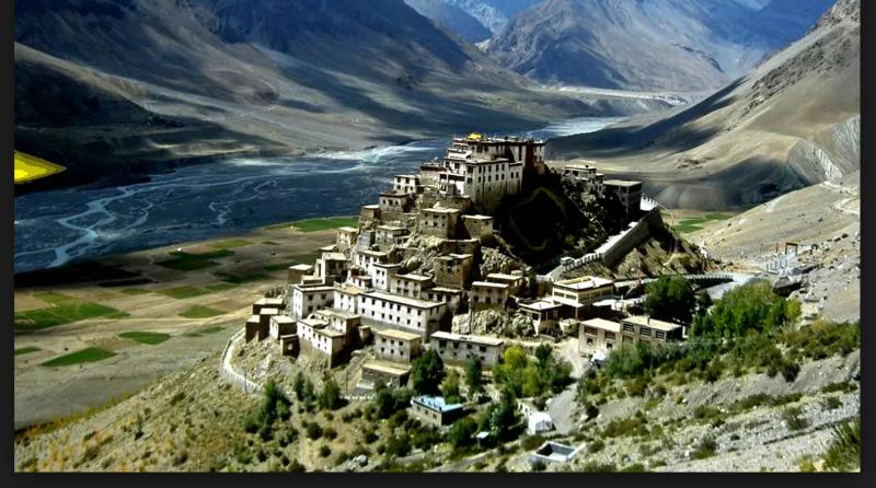 August visit Spiti Valley