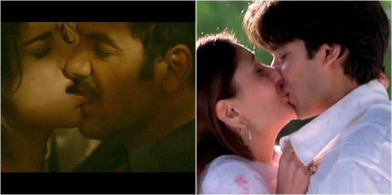 Bollywood Actresses Who Kissed On-Screen Most Time