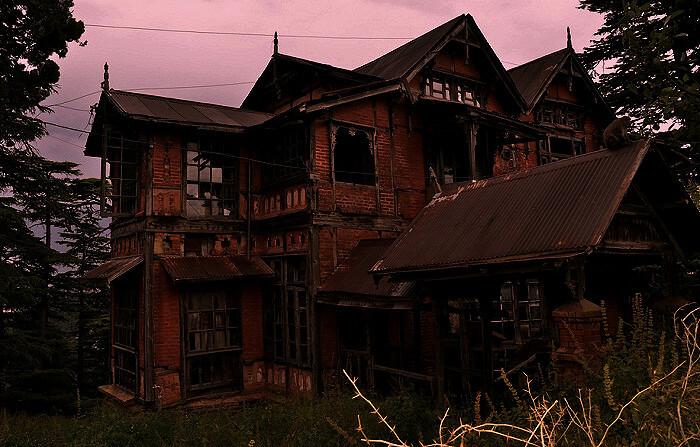 Charleville Mansion in Shimla