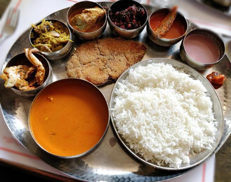 A Konkani Coastal Meal