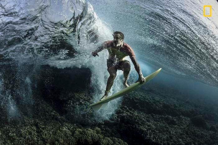 3rd: Under The Wave by Rodney Bursiel