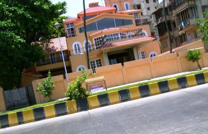 Aashirwad on Carter Road in Mumbai