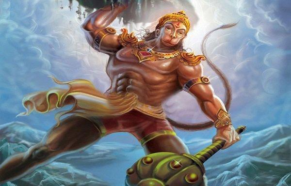 Although he was a brahmchari , Lord Hanuman had a son - Makardhwaja