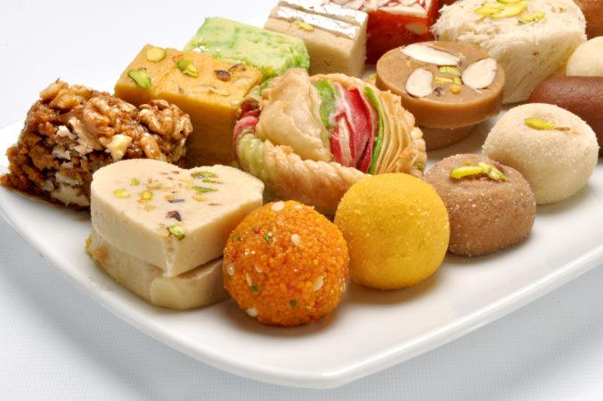 Delicious Indian sweets and their stories