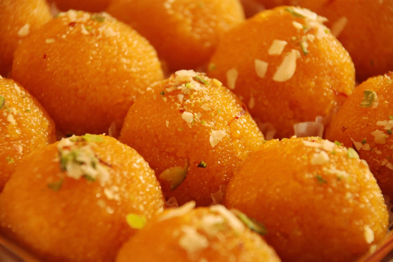 The Famous Laddoo