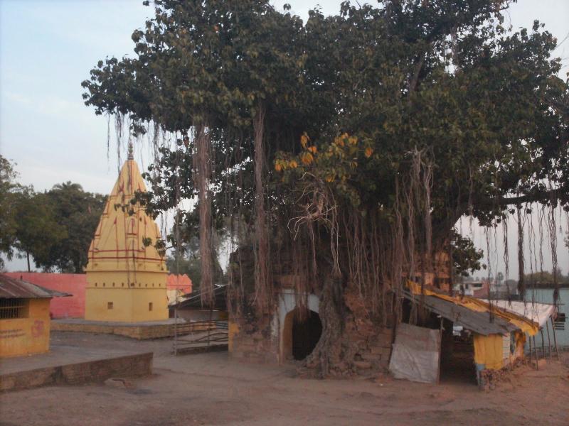 Harsu Bhram Temple, Bihar