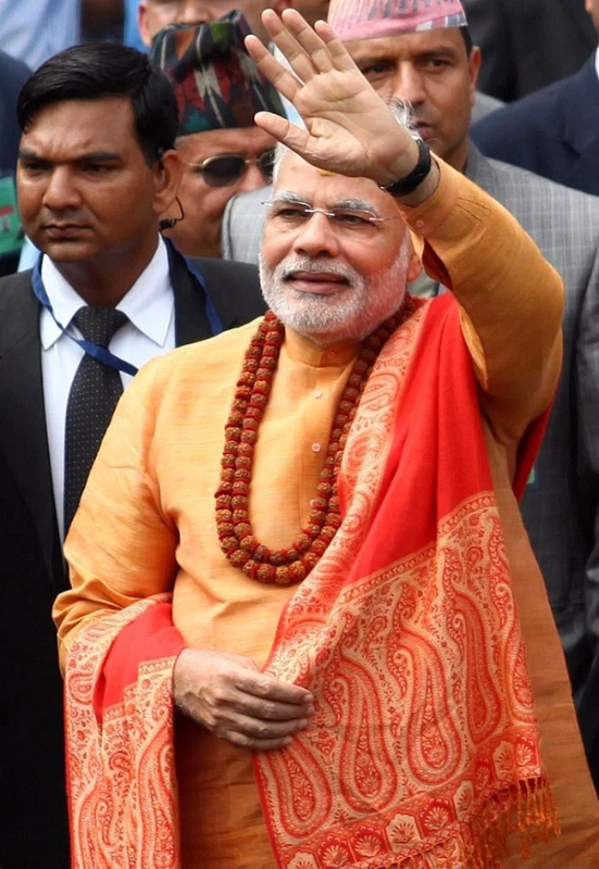 Modis perfect Indian Look