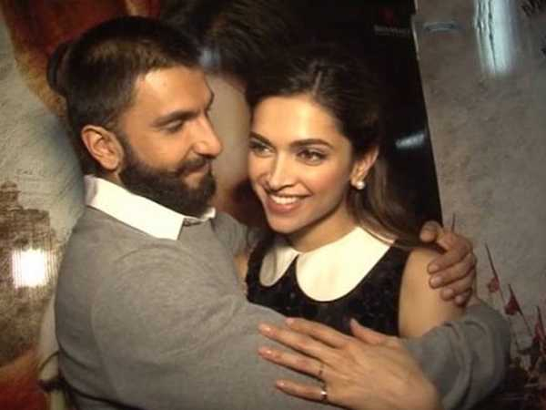 Deepika Padukone goes all MINE over Ranveer's Instagram picture