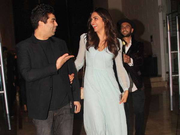 Karan Johar just confirm wedding?